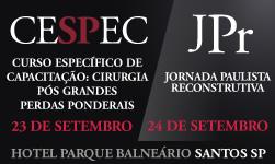 CESPEC e Jornada Paulista Reconstrutiva Santos 2016