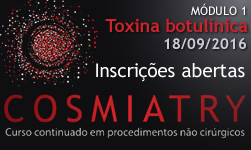 Cosmiatry - Módulo 1 Toxina Botulínica