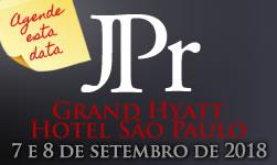 JPr 2018 7 e 8 de setembro Agende essa data