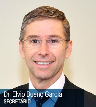 Dr Elvio Bueno Garcia - Secretário
