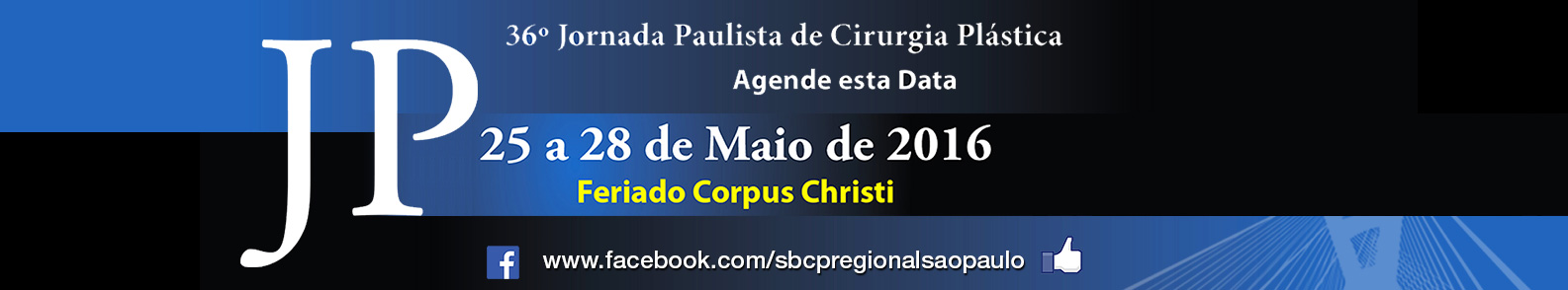 36ª Jornada Paulista de Cirurgia Plástica