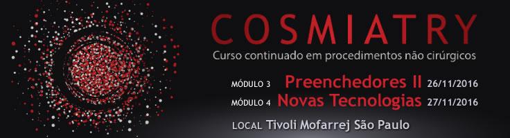 Cosmiatry 2016 mód. 3 e 4