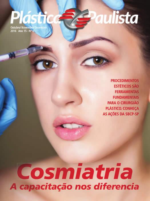Revista Plastica Paulista Out Nov Dez 2016 ed.61