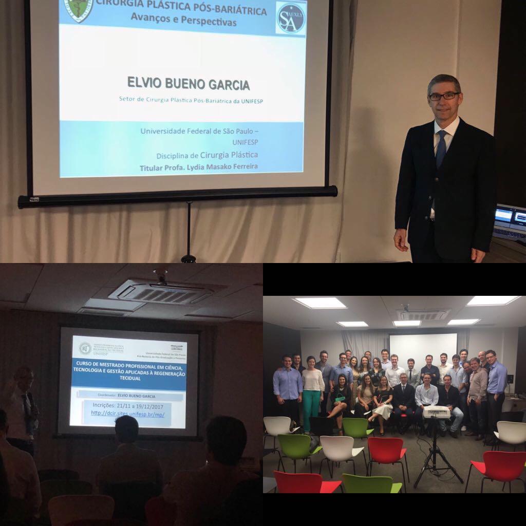 Cursos com Dr. Elvio Garcia