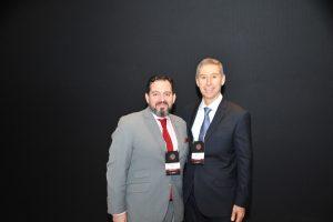 Dr. Francisco de Melo e Dr. Elvio Bueno Garcia
