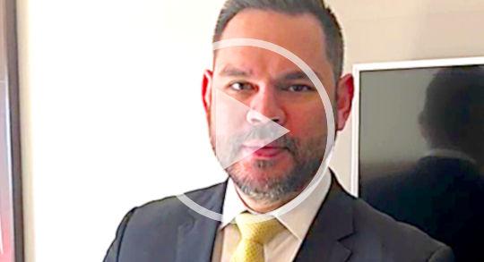 Convite Dr Carlos para Reunião Mensal Ago/2018