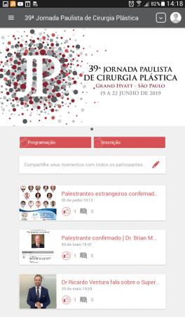 novo app SBCP - JP 2019
