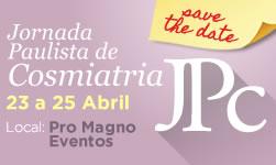 Marque em sua agenda - JPc em Abril