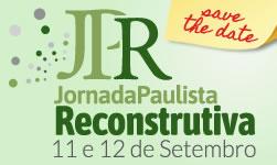 Jornada Paulista Reconstrutiva 11 e 12 de setembro